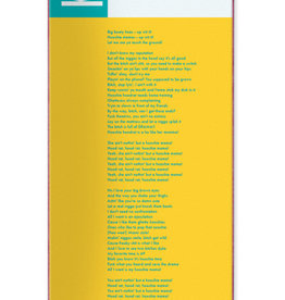 chocolate Anderson Liner Notes Deck - 8.5