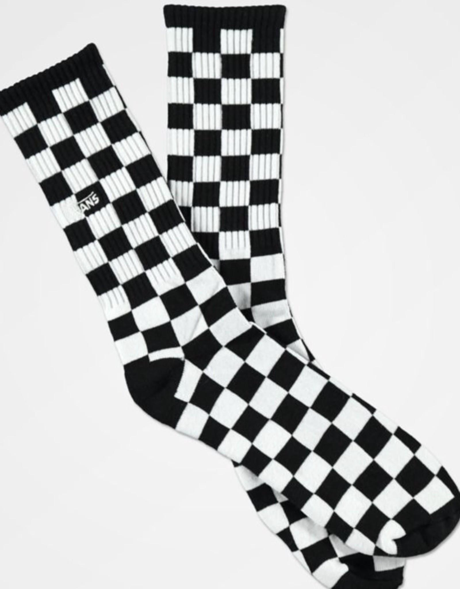 Vans Men's Checkered High Sock