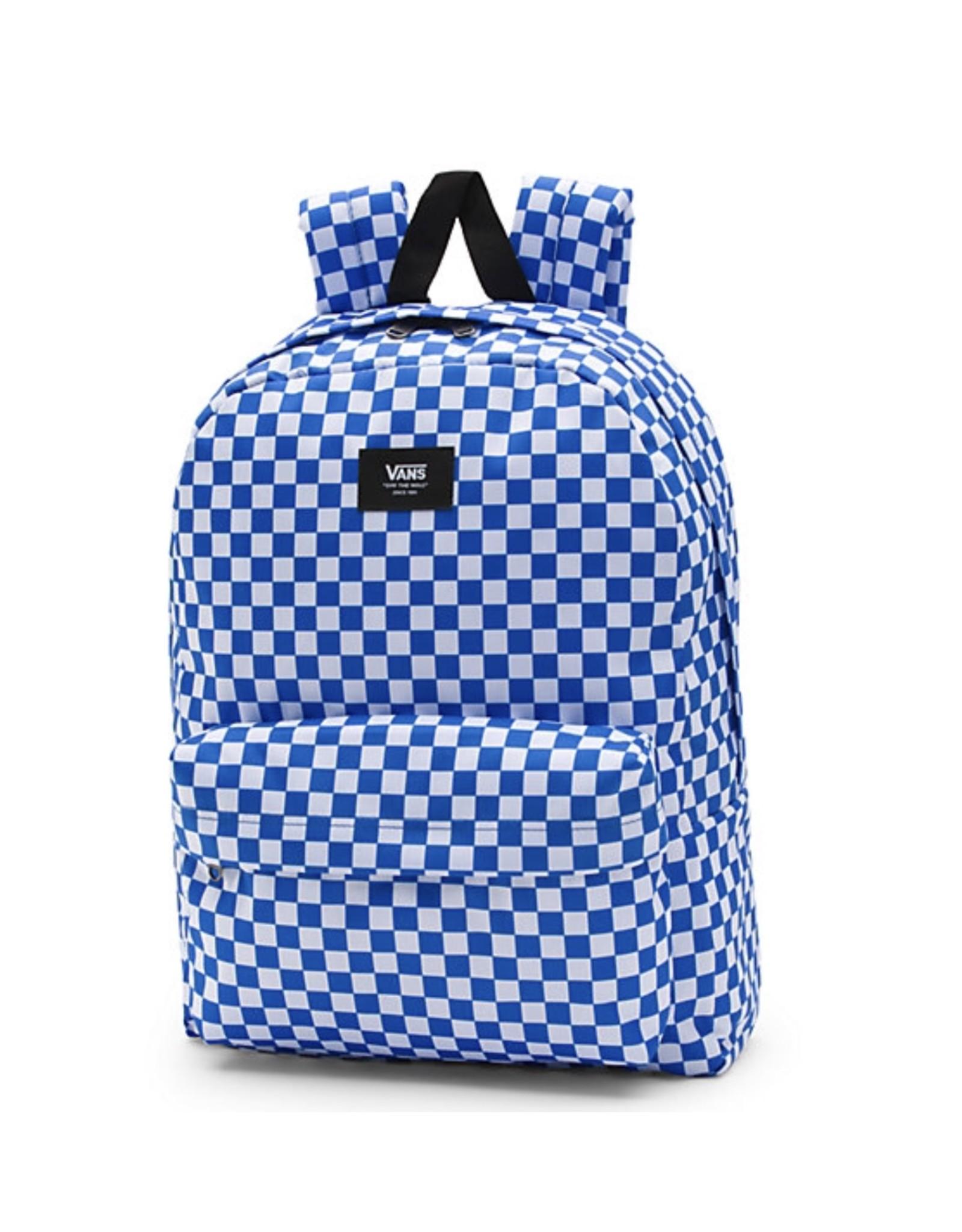 Vans Old Skool III Blue Checker