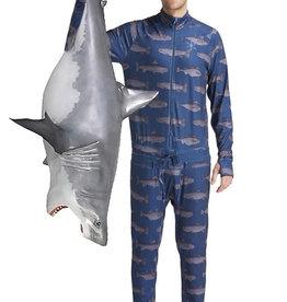 AIRBLASTER Men's Hoodless Ninja Suit