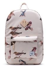 Herschel Heritage Pack Bird Print