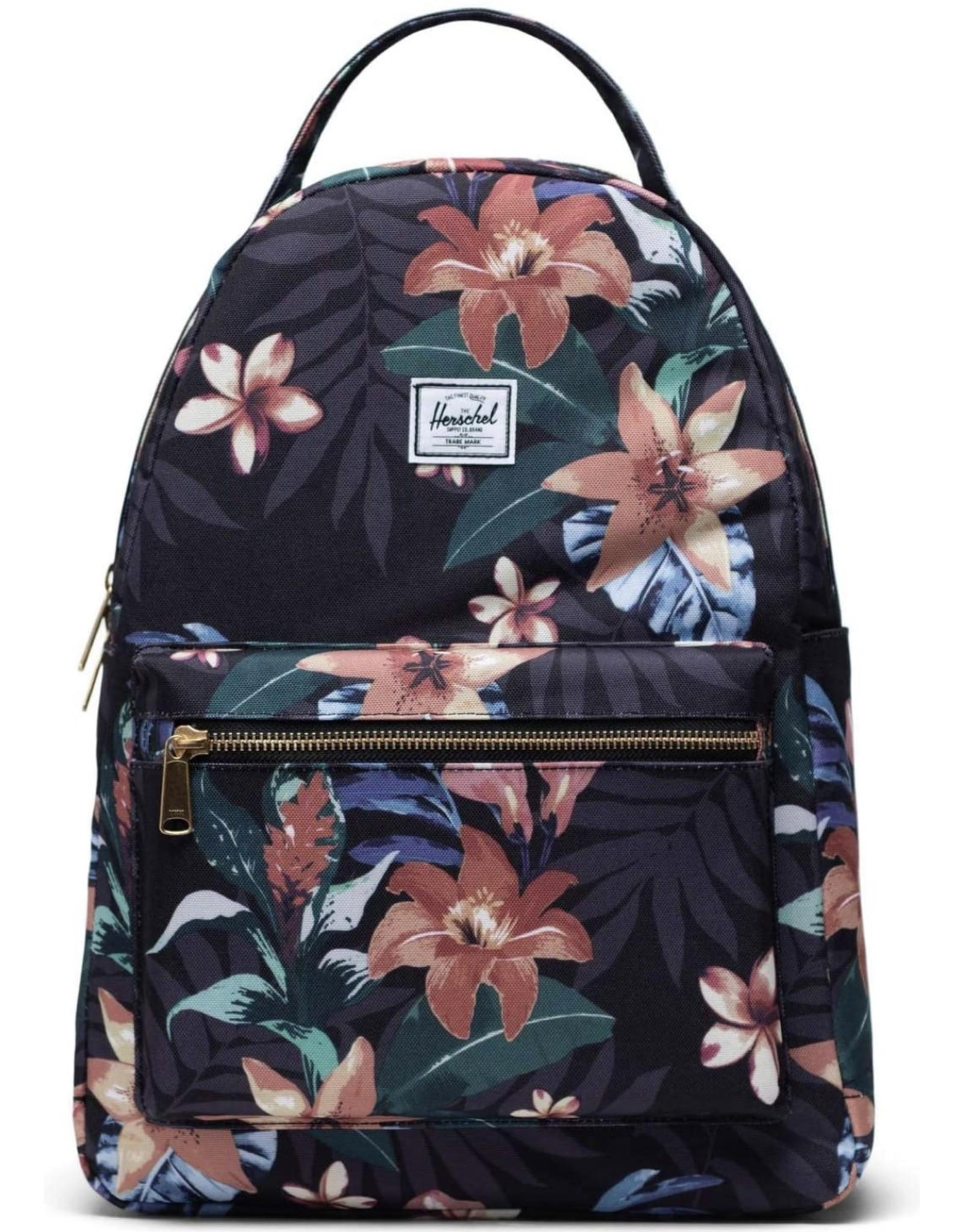 Herschel Nova Mid Volume Summer Floral Pack