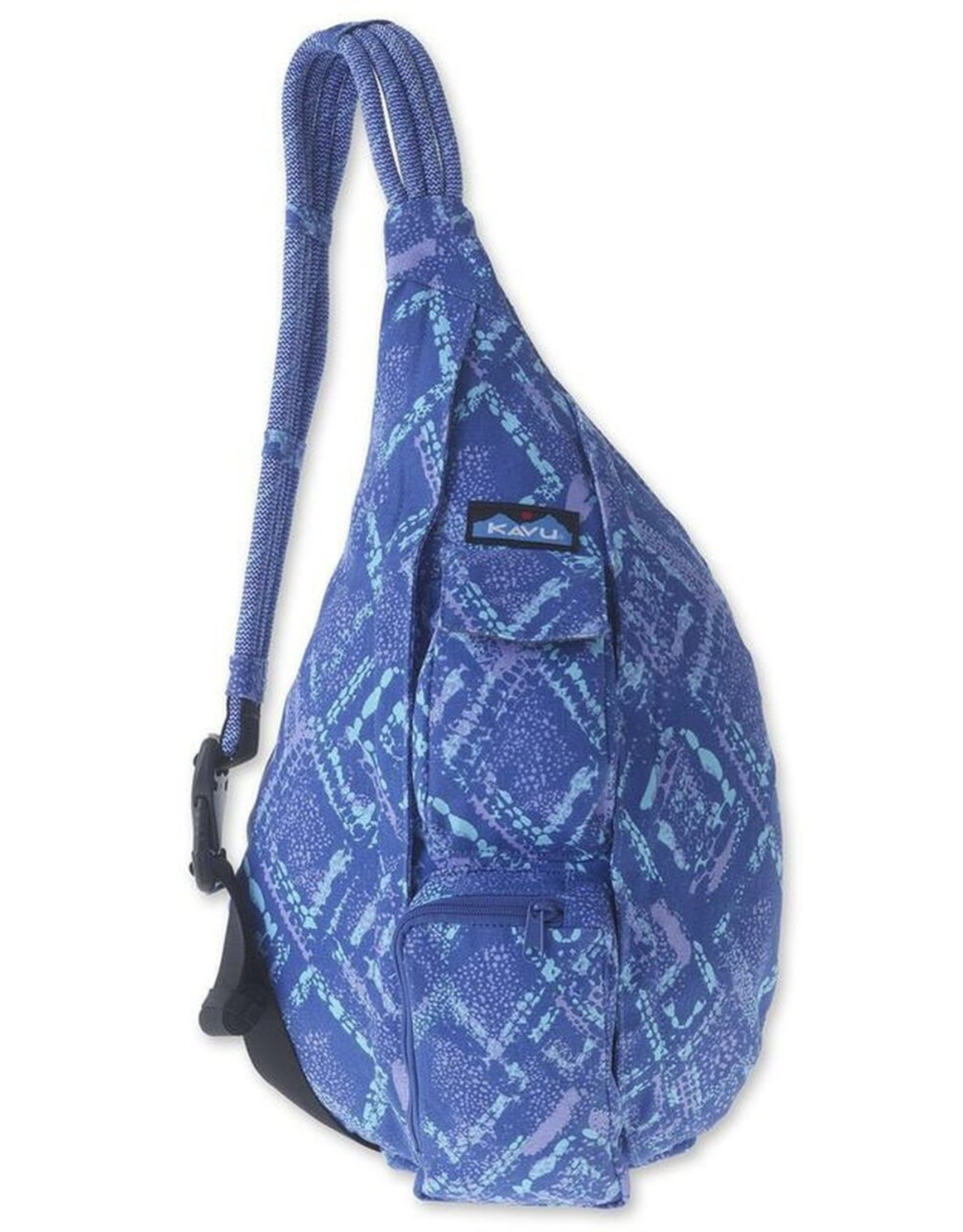 KAVU Rope Bag Ocean Overlay