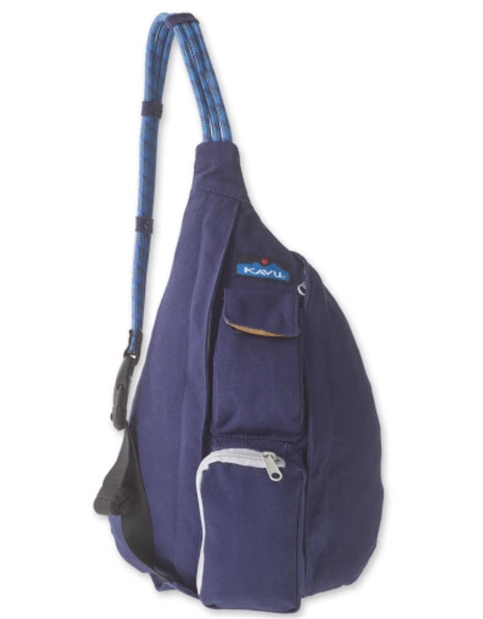 KAVU Rope Bag Navy