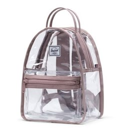 Herschel Clear Bag Nova Mini
