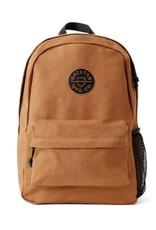 Brixton Chest Backpack Dark Khaki