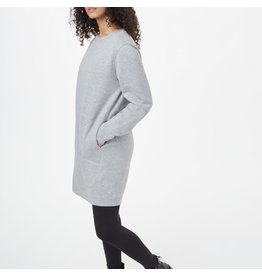 tentree Fleece Crew Dress