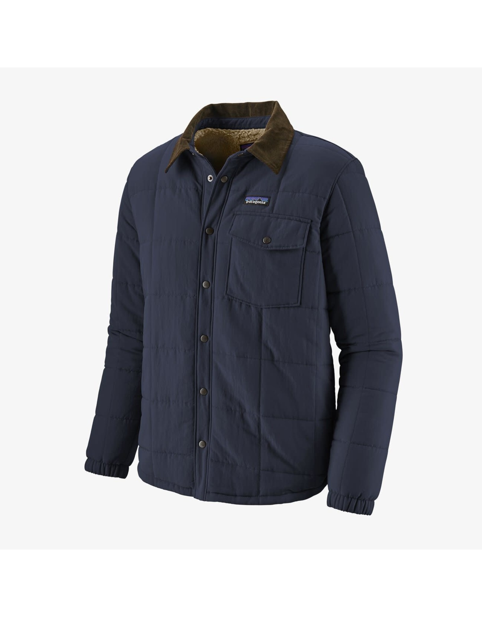 patagonia M's Isthmus Quilted Shirt Jacket