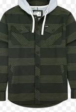 Jetty M's Sherpa Jacket - Dark Green