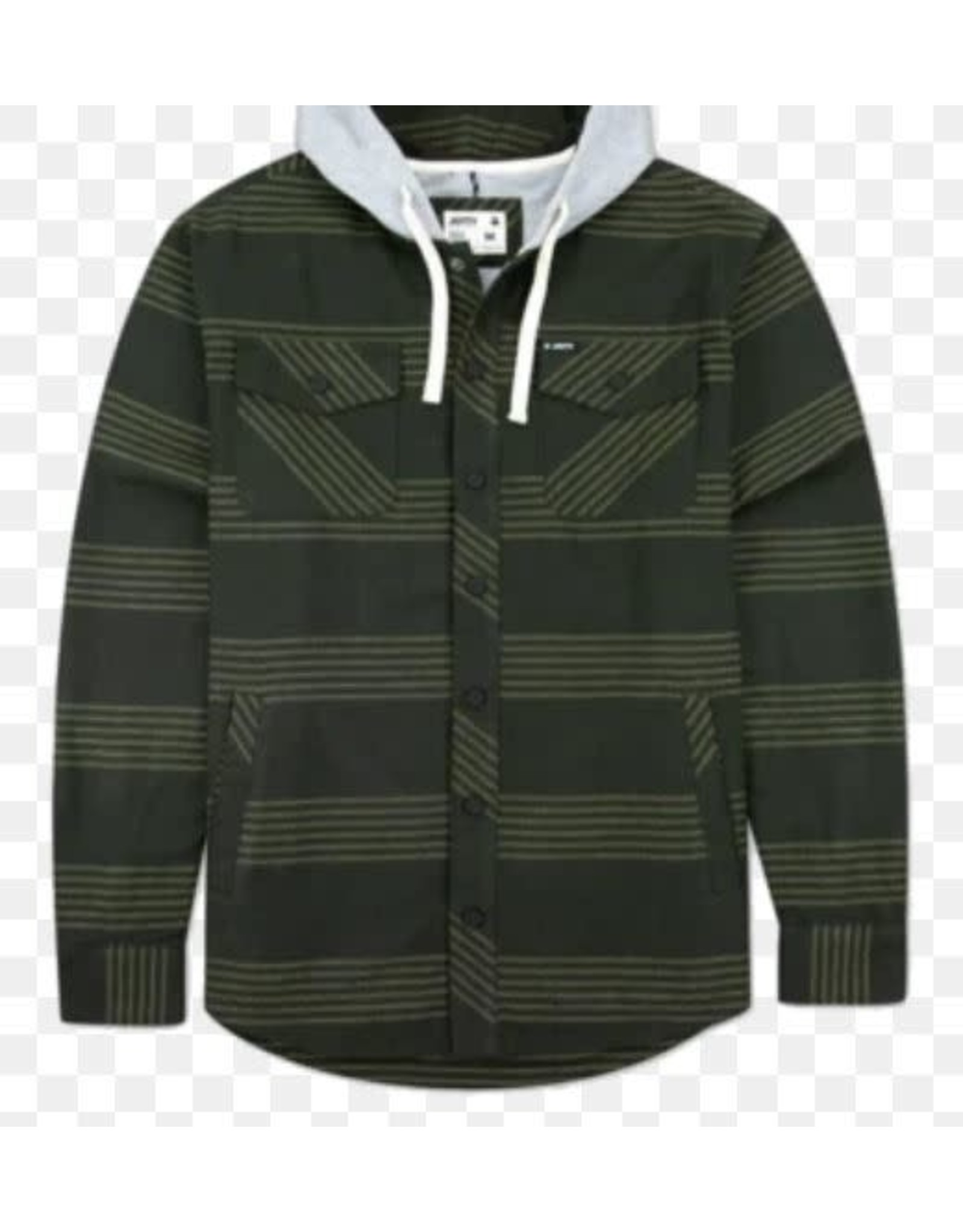 Jetty M's Sherpa Jacket - Dark Green M