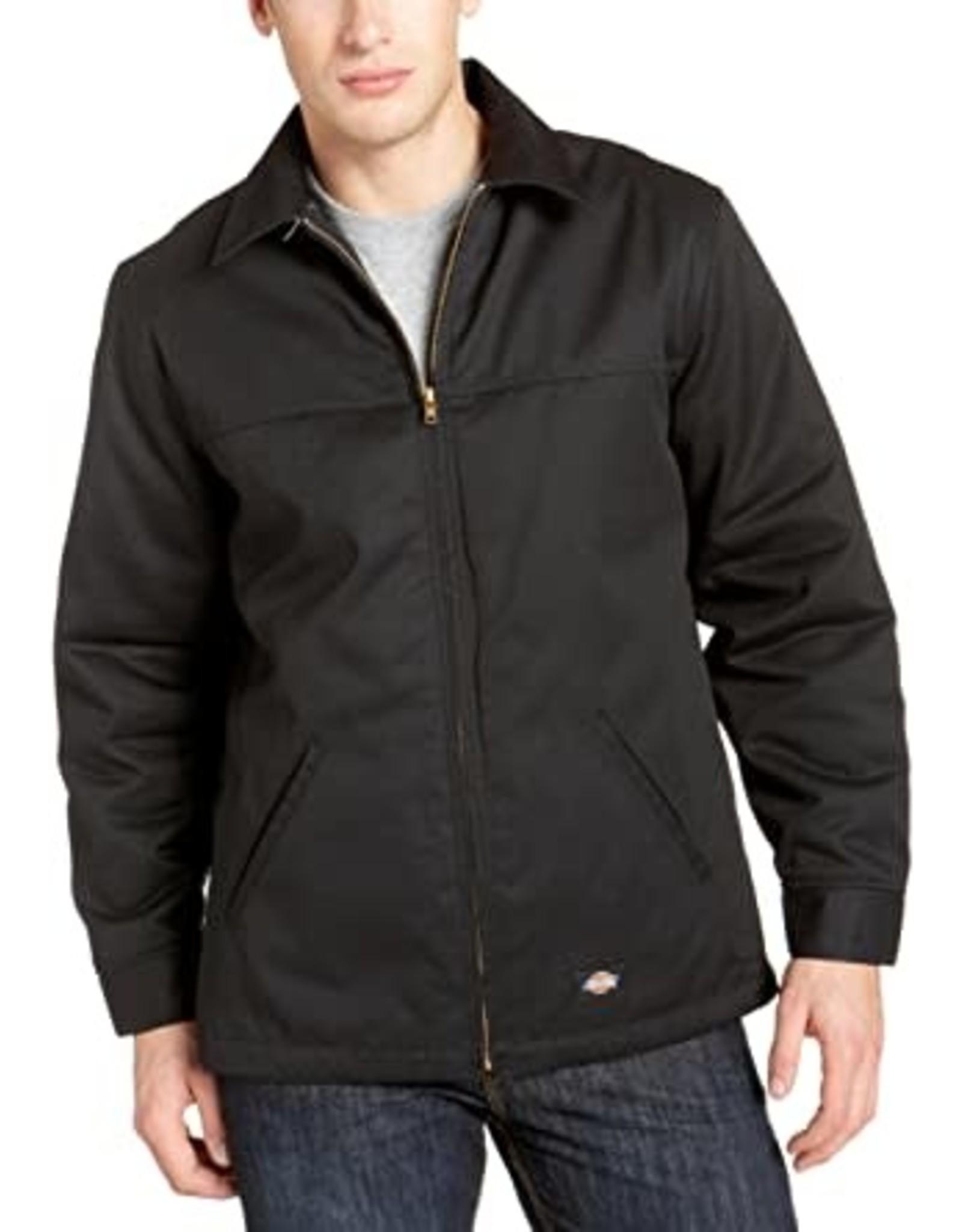 Dickies M's Flex Twill Jacket - Black