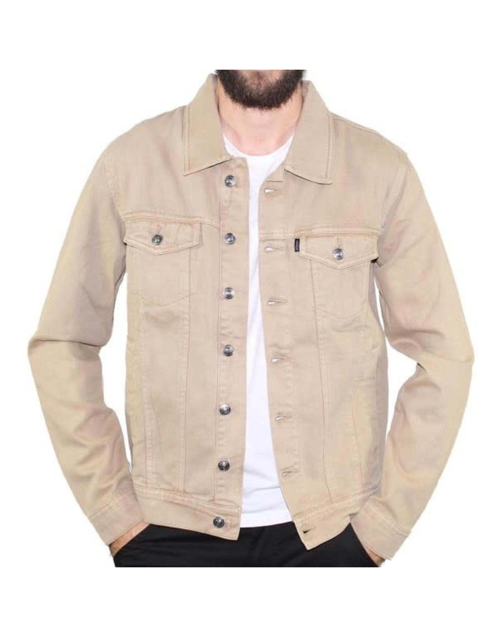 Rip Curl M's Trail Jacket - Khaki
