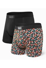 SAXX Underwear Co. Vibe Boxer Brief 2 Pack