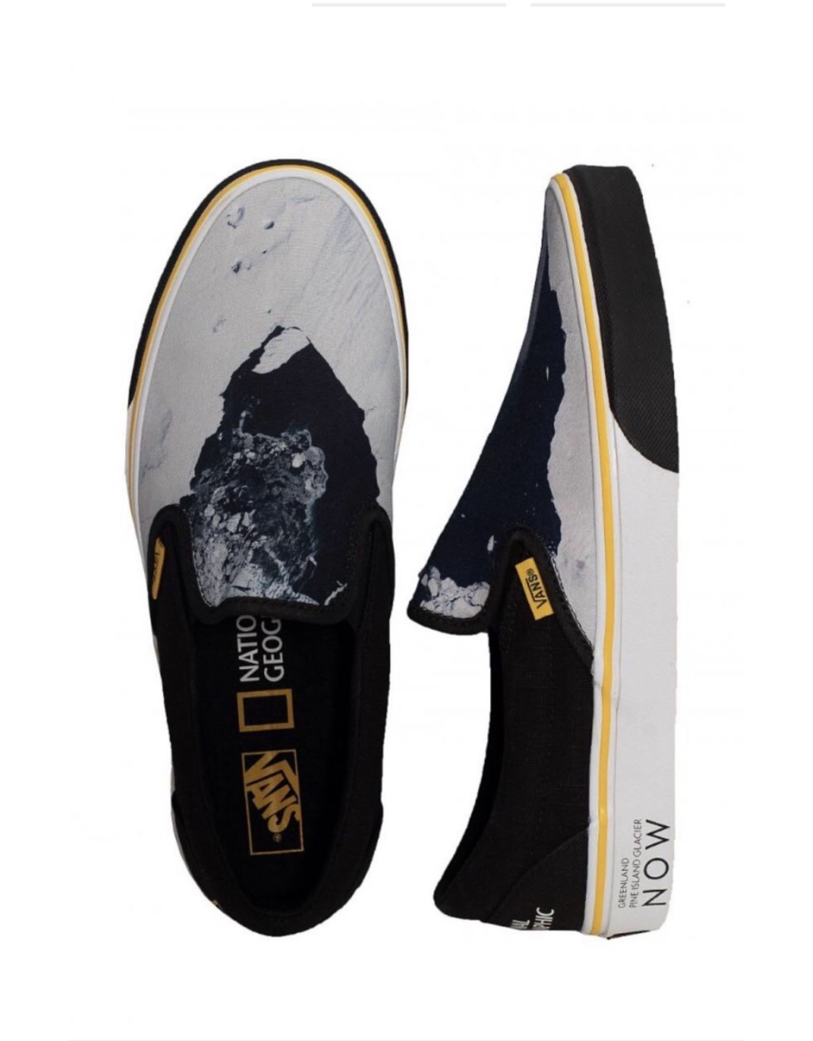Vans National Geographic Slip On