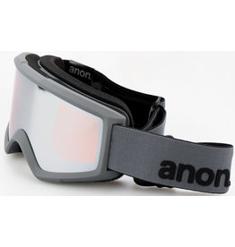 anon. Helix Stealth Sonar Silver