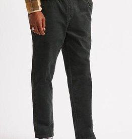 Brixton Steady Taper Elastic WB Pant - Evergreen Corduroy