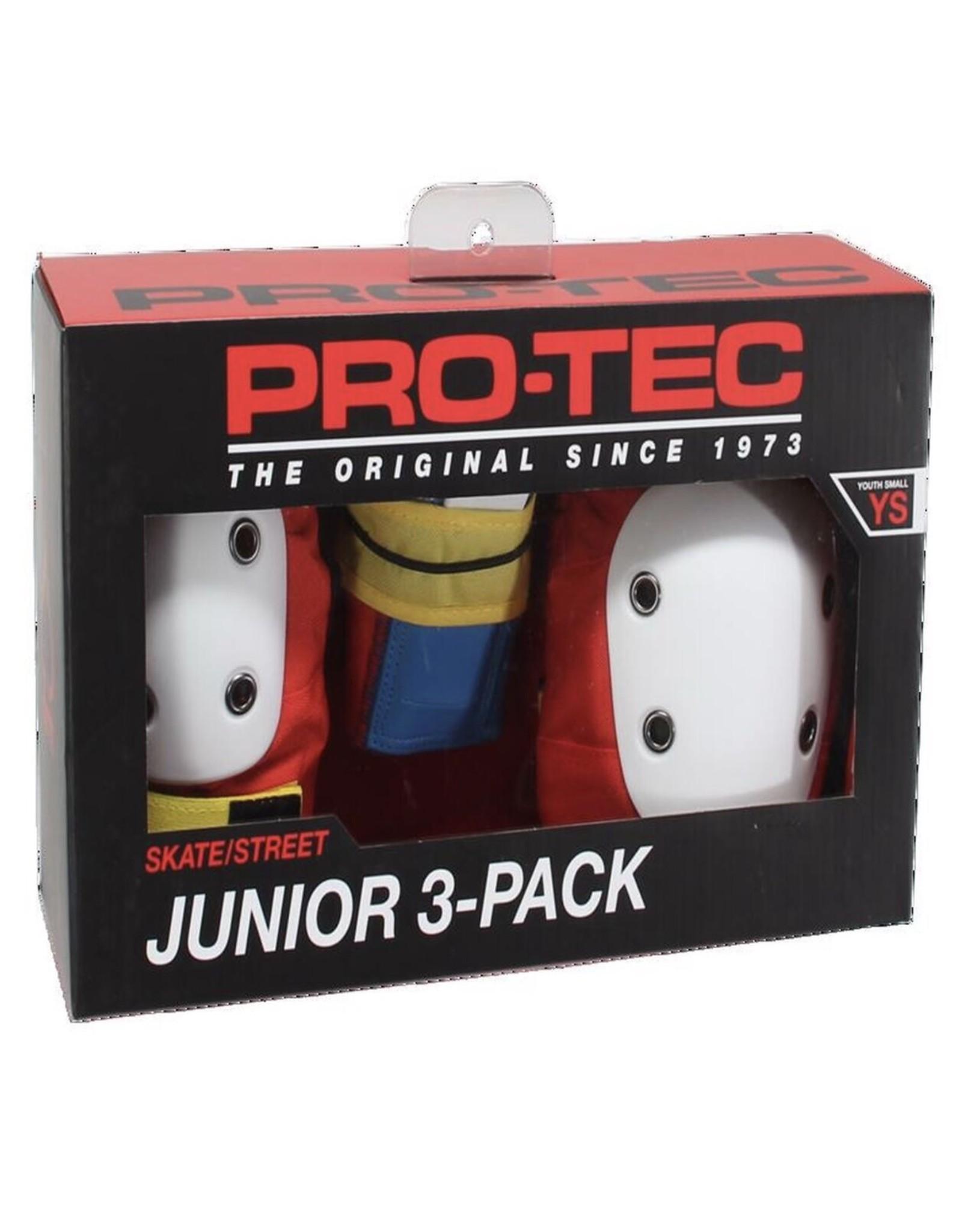 Pro-Tec Junior 3-Pack Pads