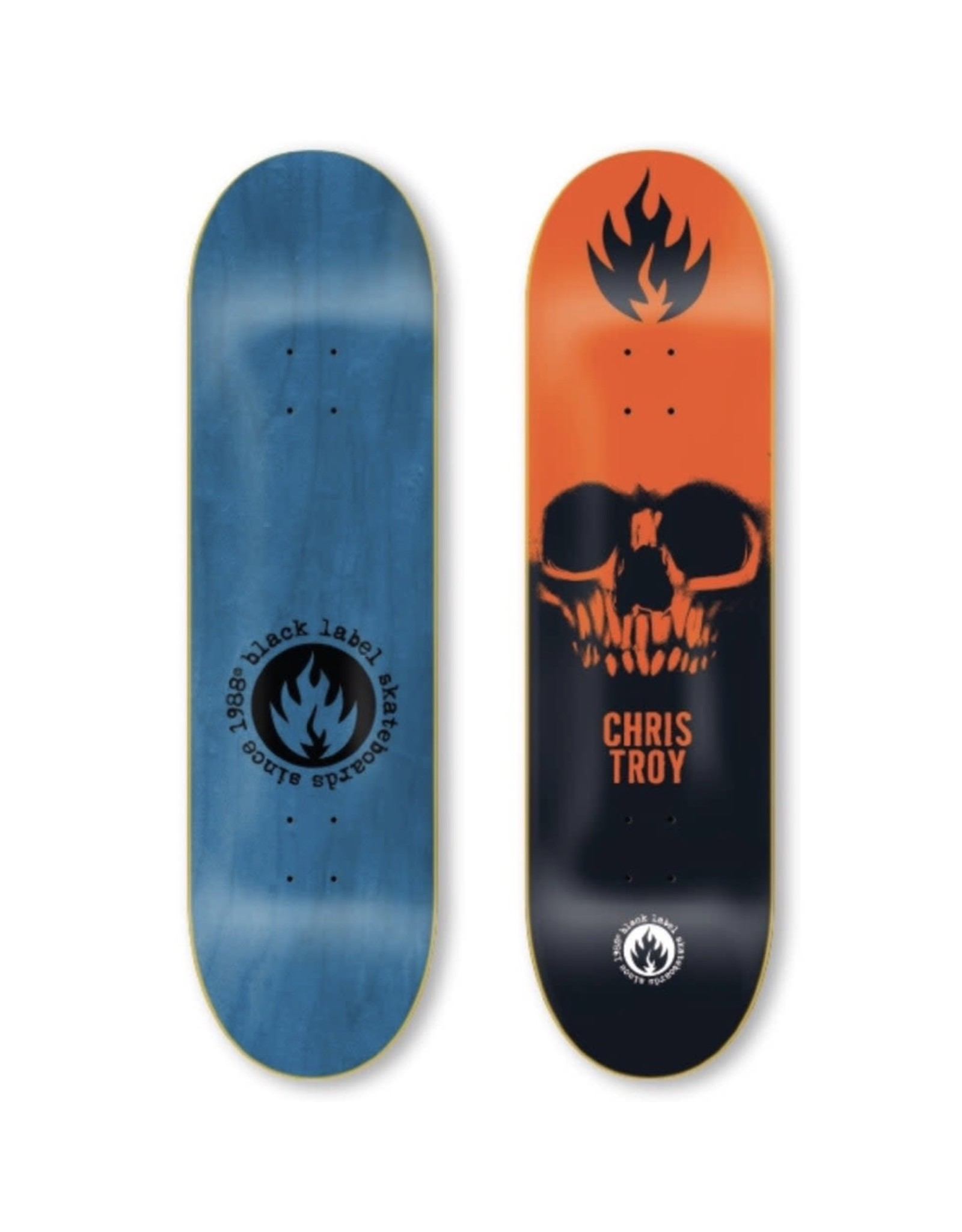Black Label Chris Troy Pro Deck 8.5