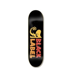 Black Label Elephant Sector Deck - Yellow 8.0
