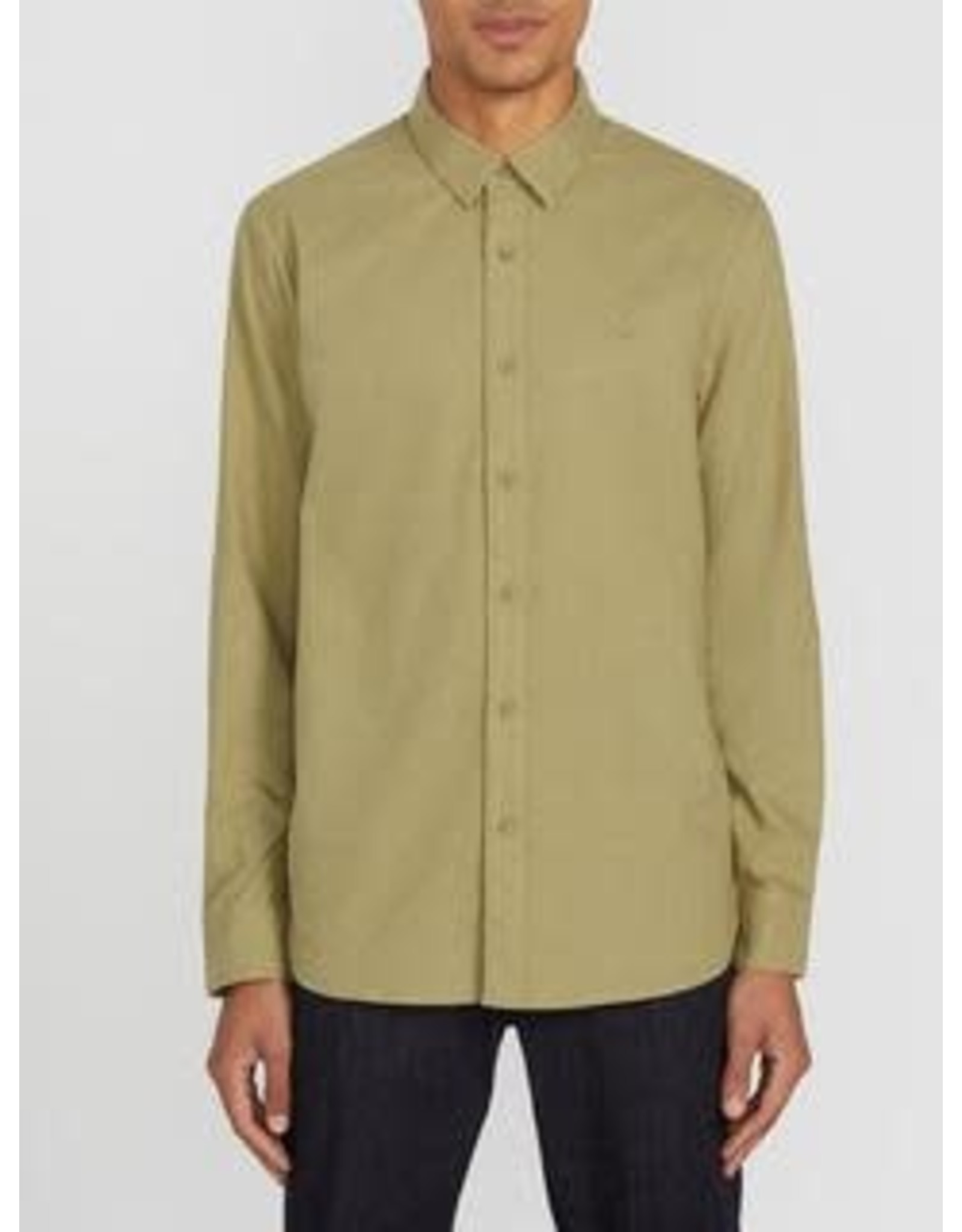 VOLCOM M's Oxford Stretch Shirt