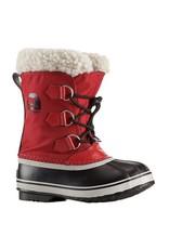 SOREL Yoot Pad Nylon Boot Red