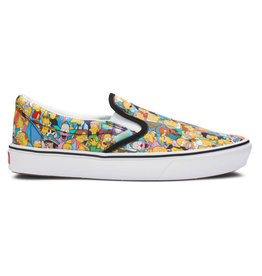 Vans Comfycush Slip-On (The Simpsons Springfield)