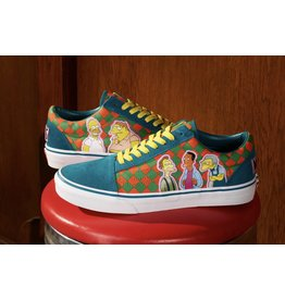 Vans Old Skool (The Simpsons) Moe's Size 13