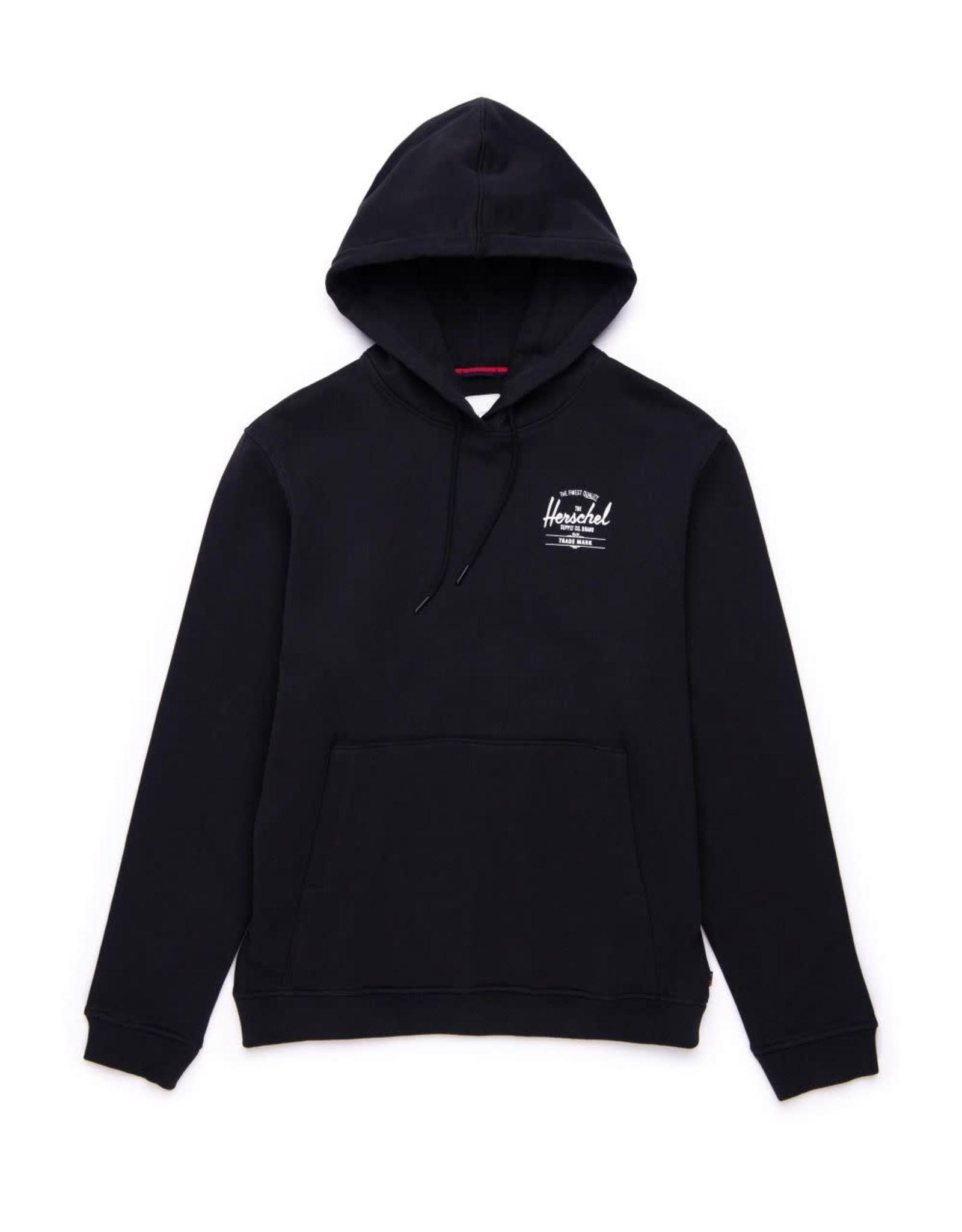Herschel Mn's Pullover - Black - Medium