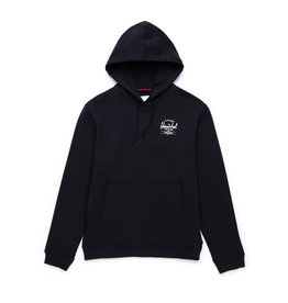 Herschel Mn's Pullover - Black - Medium