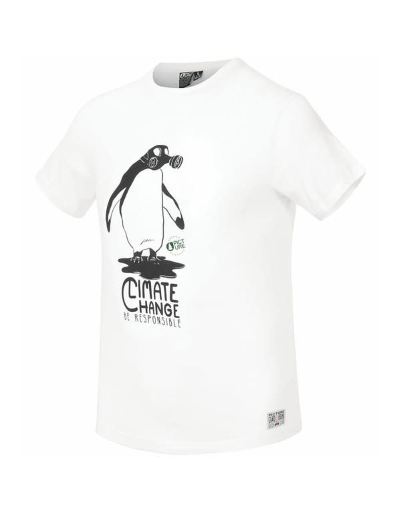 Picture Carbon Tee - White