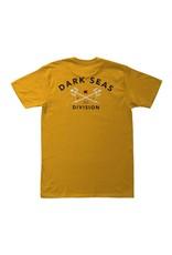 DARK SEAS Headmaster Prem Tee - Gold