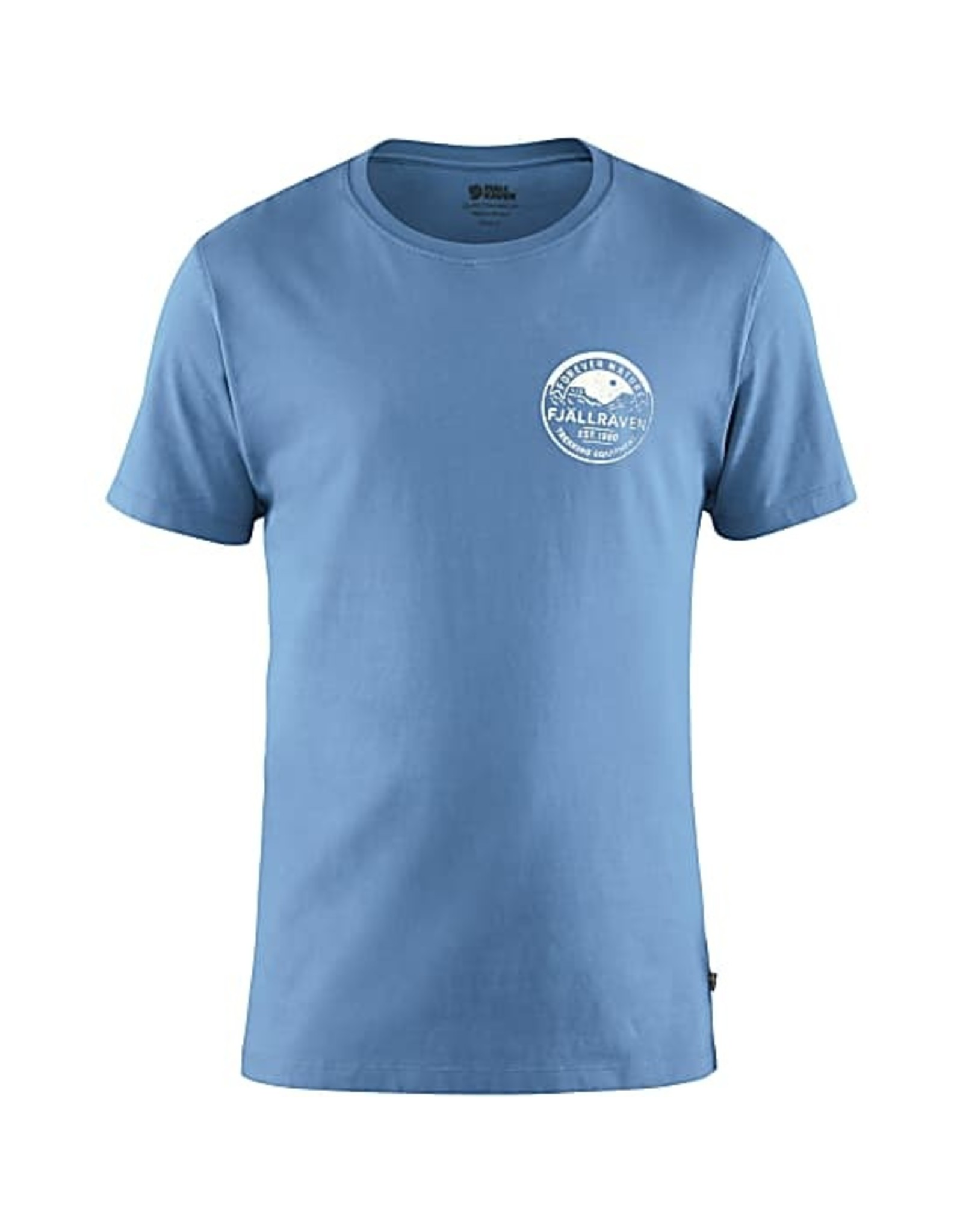 FJALL RAVEN Forever Nature Badge T-shirt M River Blue XL