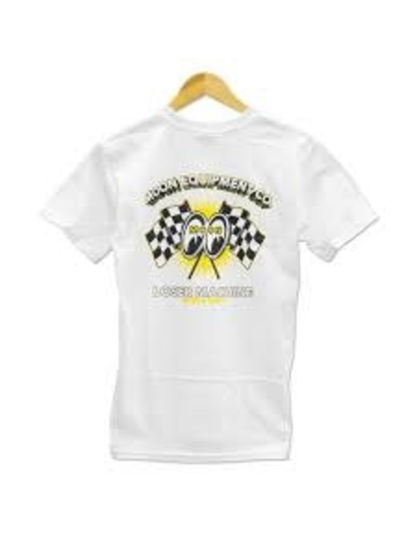 Loser Machine Fast Lap Tee - White