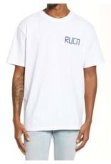 RVCA Furie Reaper SS - White - Medium