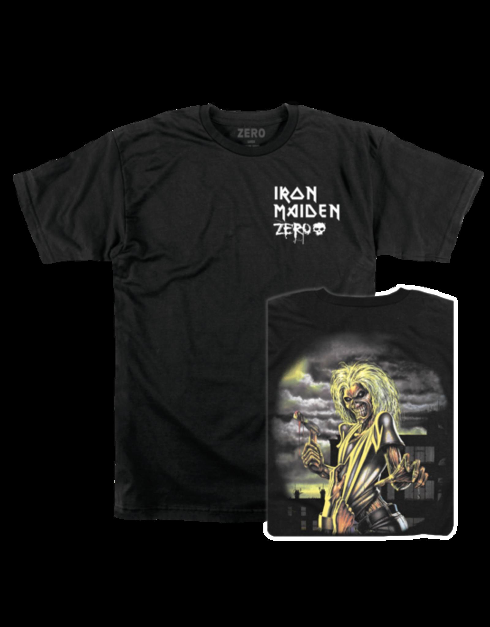 Zero Iron Maiden S/S Tee - Black