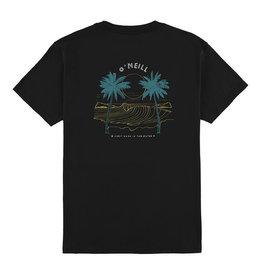 O'NEILL O'Neill The Cliffs Tee - Black - XXL