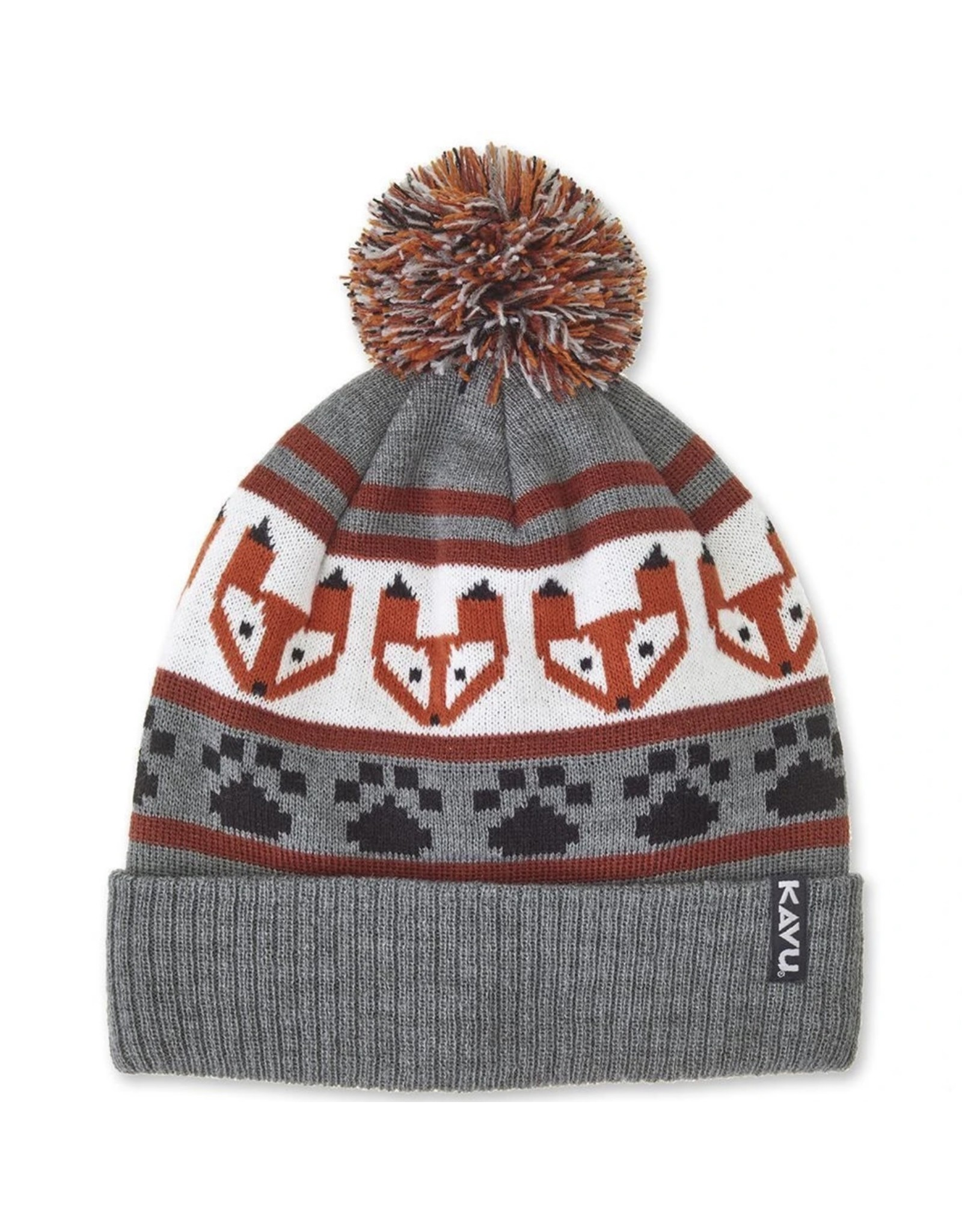 KAVU Fox Hat