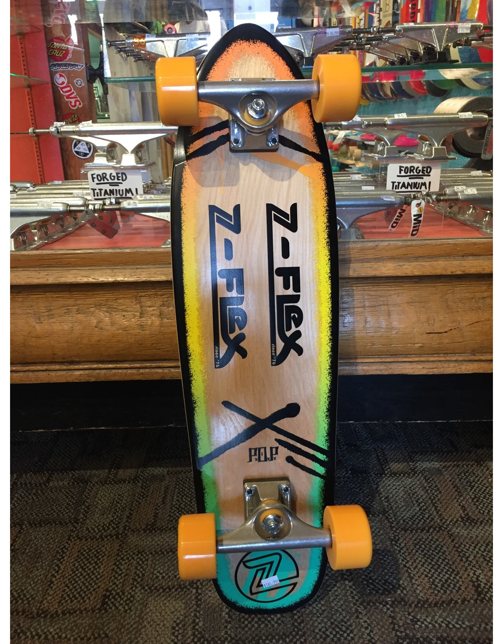Z-Flex P.O.P. Rasta 27