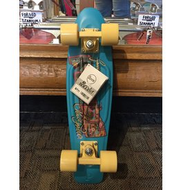 "Penny Postcard Blue Beach Complete 22"""
