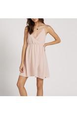 VOLCOM Wrap Goddess Dress