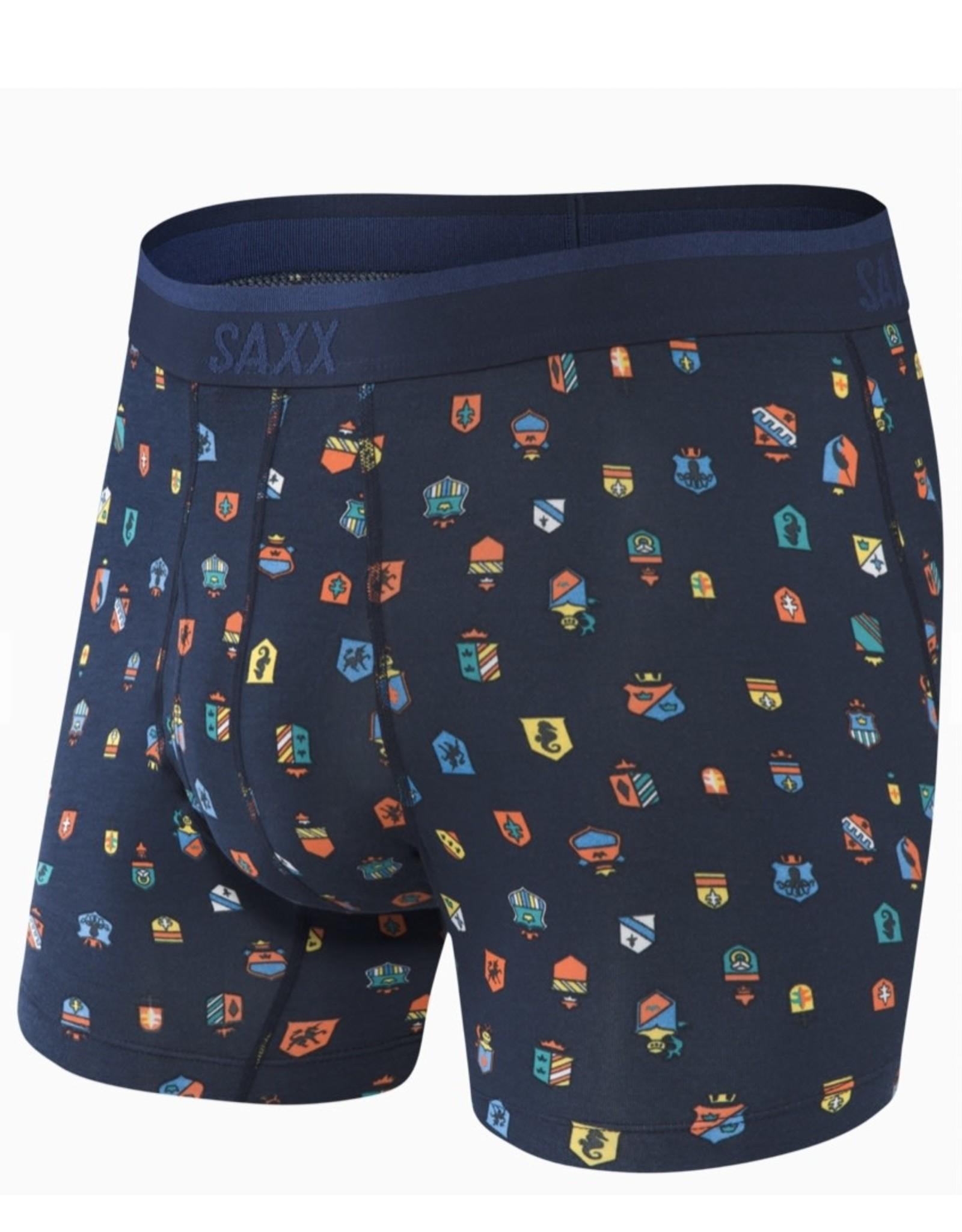 SAXX Underwear Co. Platinum Boxer Brief Fly