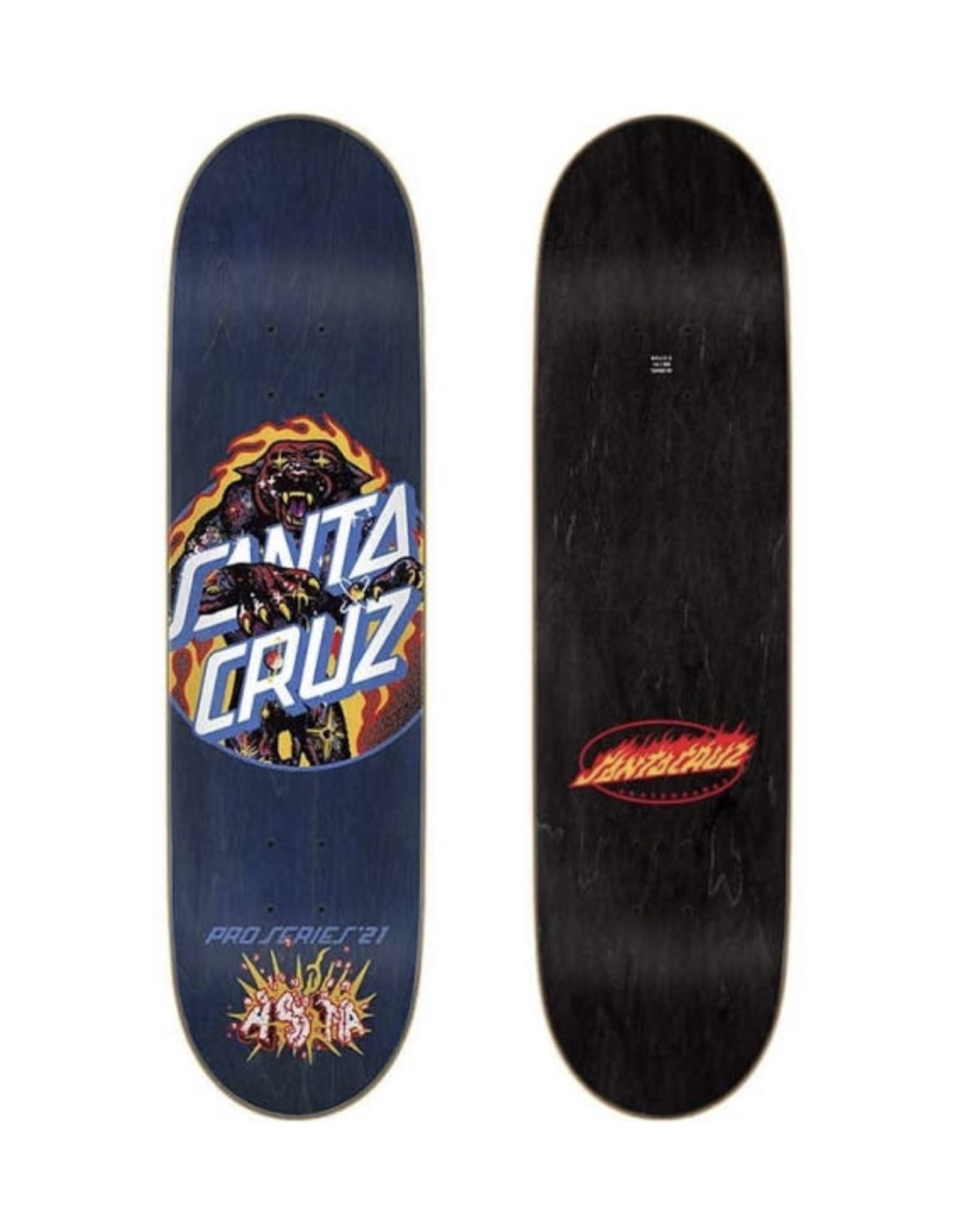 Santa Cruz Asta Cosmic Cat Dot 8""