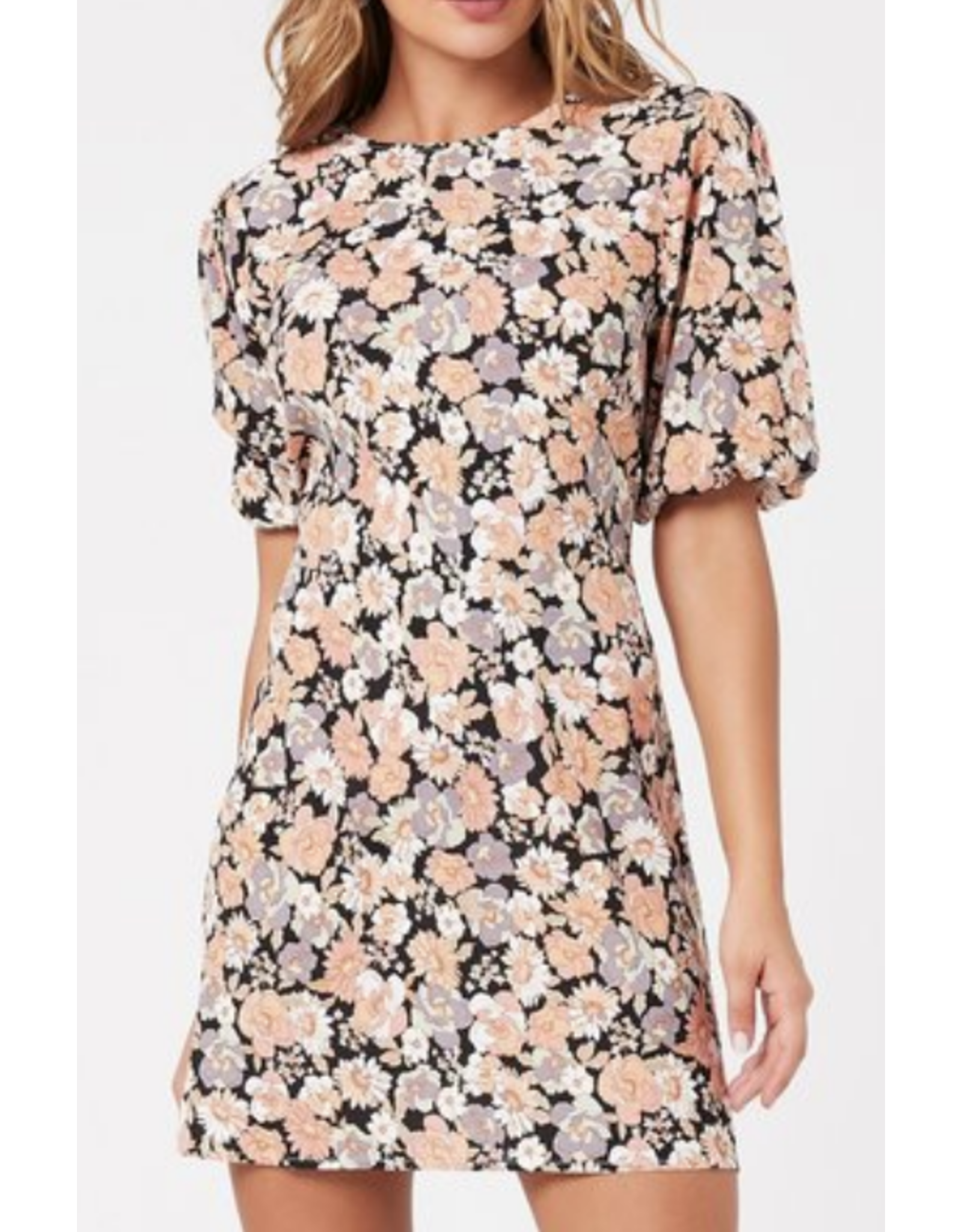MINKPINK Love Story Mini Dress