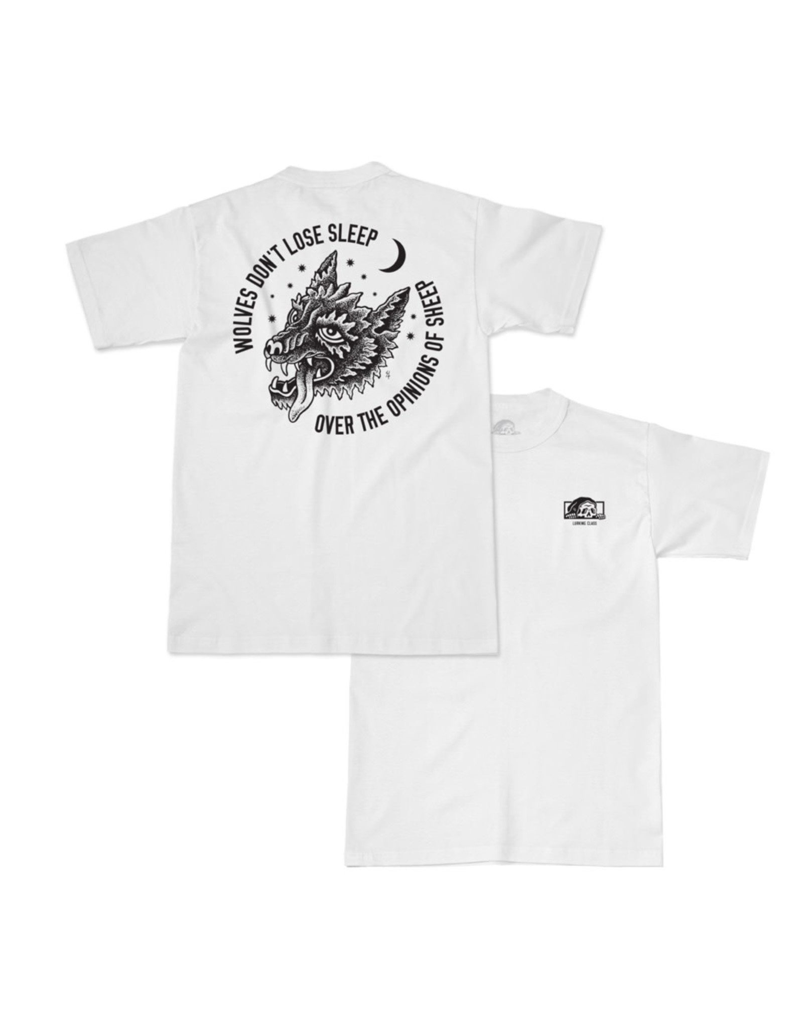 Sketchy Tank Opinions Tee