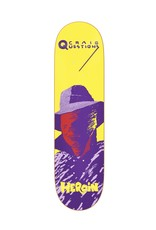 "Heroin Craig Questions Giallo Deck (8.75"")"