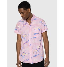 TEAMLTD Men's S/S Button Up