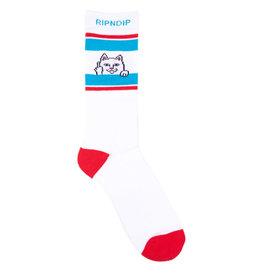 RIP N DIP Peeking Nermal Sock