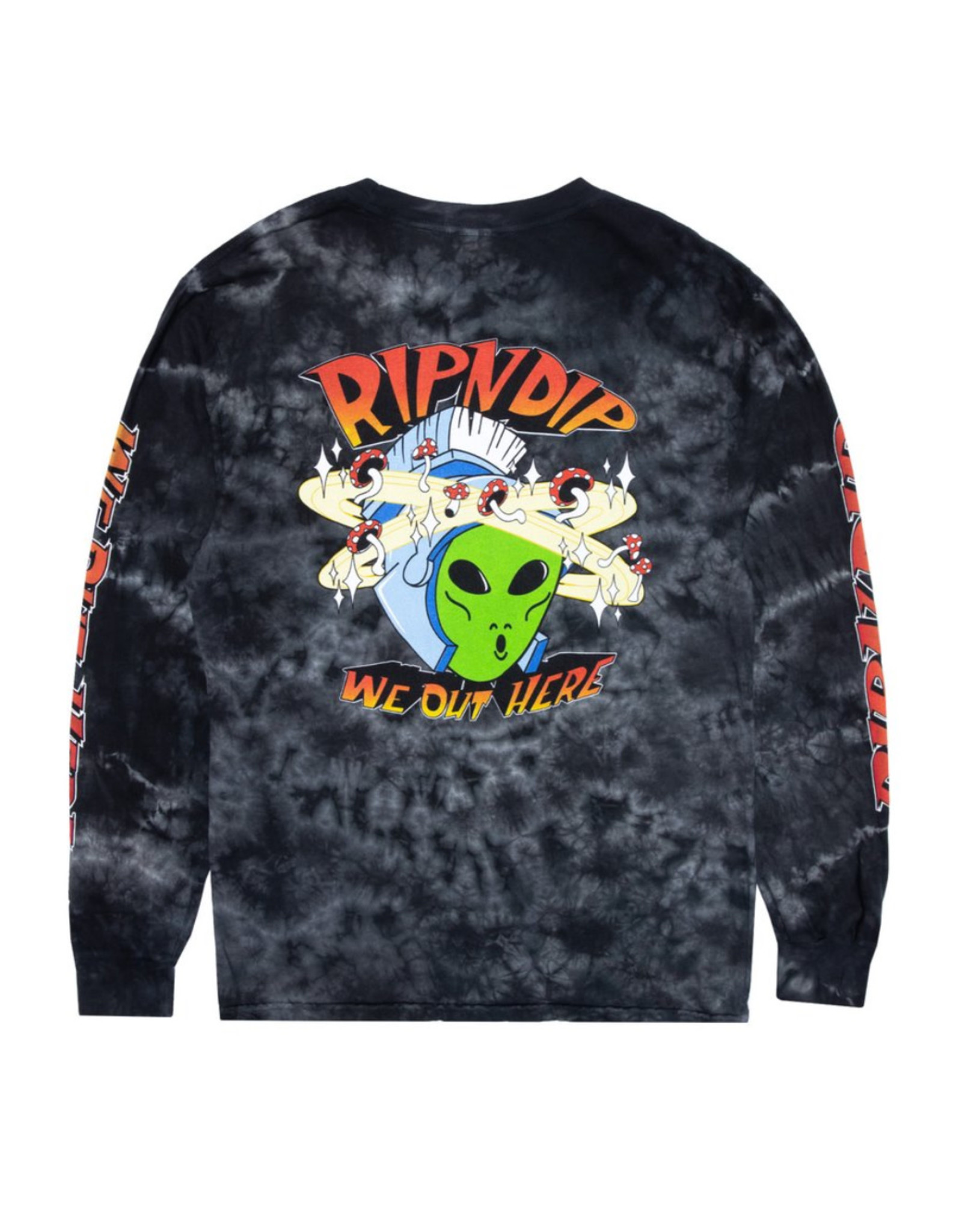 RIP N DIP Out of This World L/S
