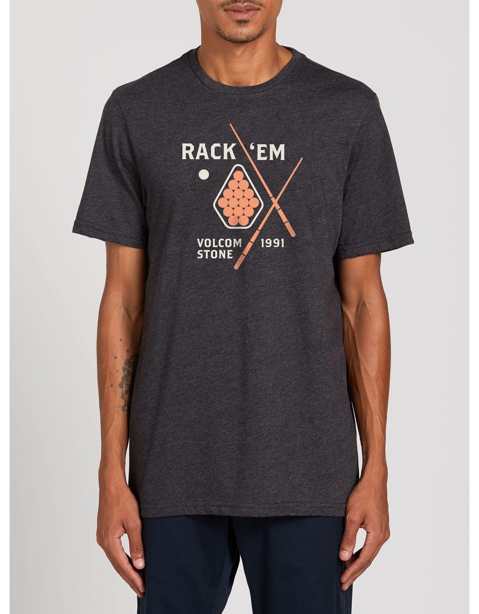 VOLCOM Men's Rack Ball S/S Tee