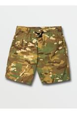 VOLCOM Boys's Camouflage Short
